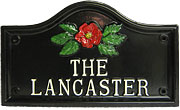 example of a Lancaster Sign